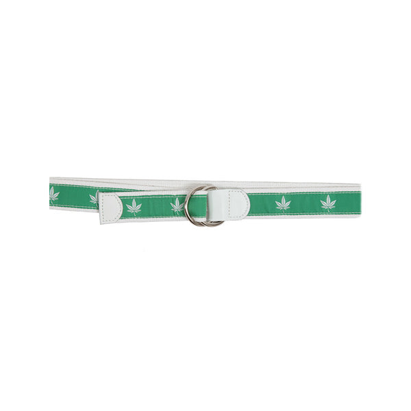 Club Belt - Kelly Green