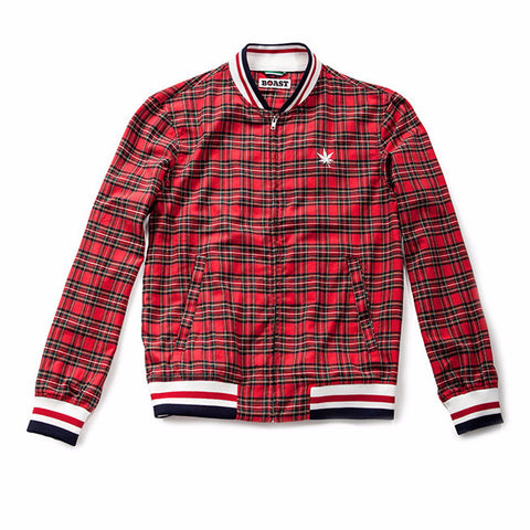 Court Jacket - Plaid