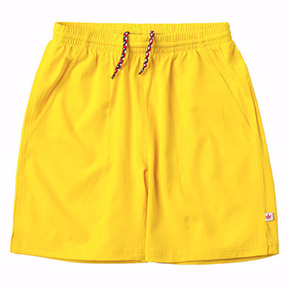 Match Short - Bright Yellow