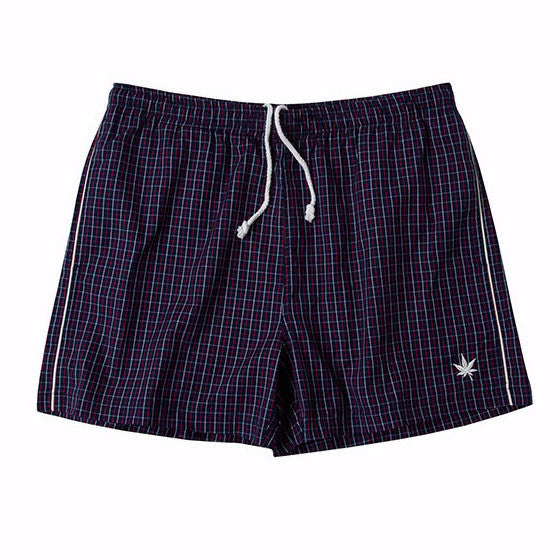 Oxford Court Short - Navy