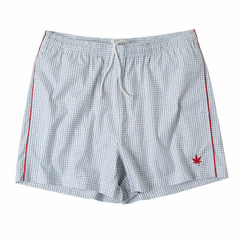 Oxford Court Short - White