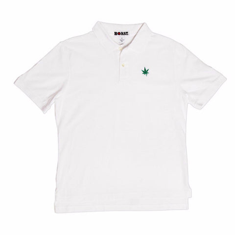 Solid Classic Choose Your Leaf Polo - Green Leaf
