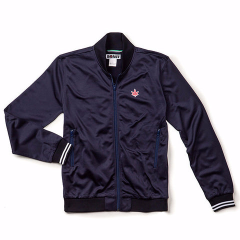 Sweat Jacket - Navy