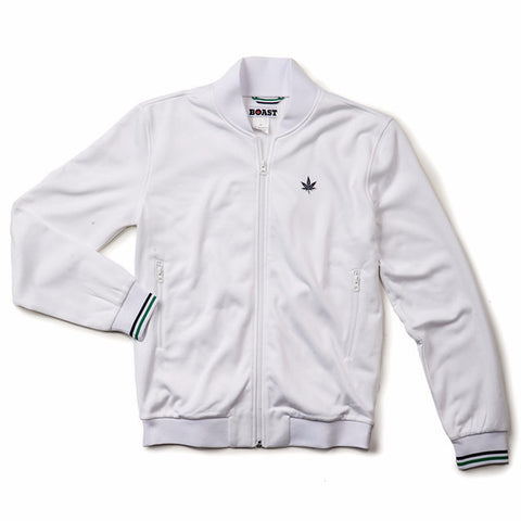 Sweat Jacket - White