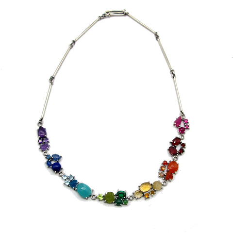 ROYGBIV Front Necklace