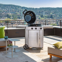Arosa 570 G - Premium Steel - Outdoorchef