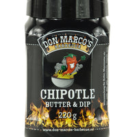 Don Marco's - Chipotle Butter & Dip - 220g