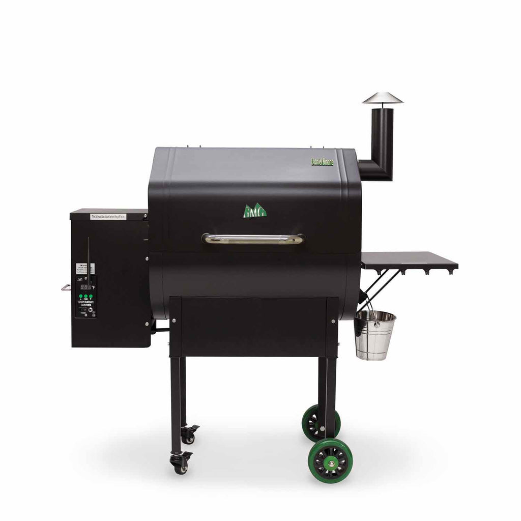 GMG - Daniel Boone - Holzpelletgrill WiFi