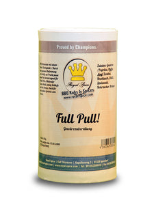 Full Pull - Special Pulled Pork Rub