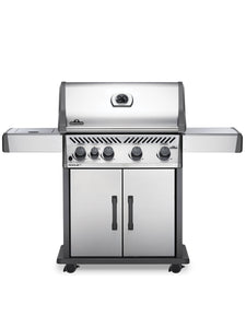Rogue® XT 525 Edelstahl - Napoleon Grill mit SIZZLE ZONE™