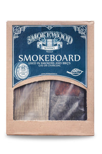 Whisky Smokeboards - Grillbrett/Planke