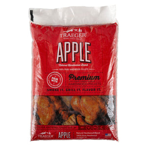 "Hartholz Pellets ""Apple"" - 9 Kg"