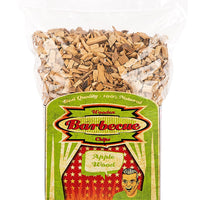 WOOD SMOKING CHIPS - Apple Wood