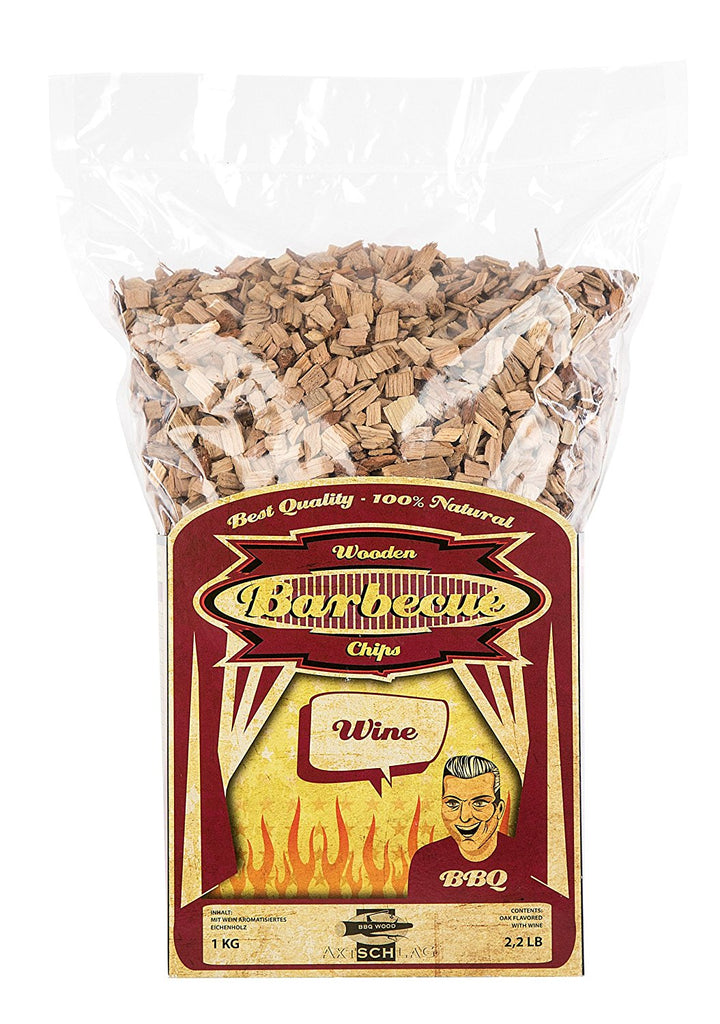 WOOD SMOKING CHIPS - Wine