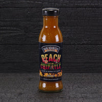 Don Marco's - Peach Rum Chipotle Glaze & Barbecue Sauce, 275ml