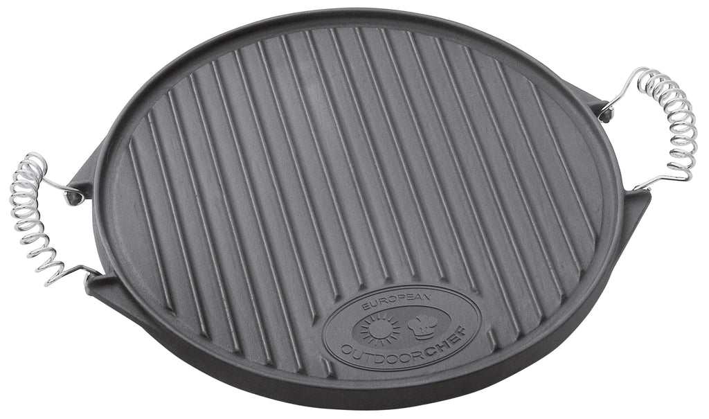 Outdoorchef Gusseisen Grillrost Grillplate Grill