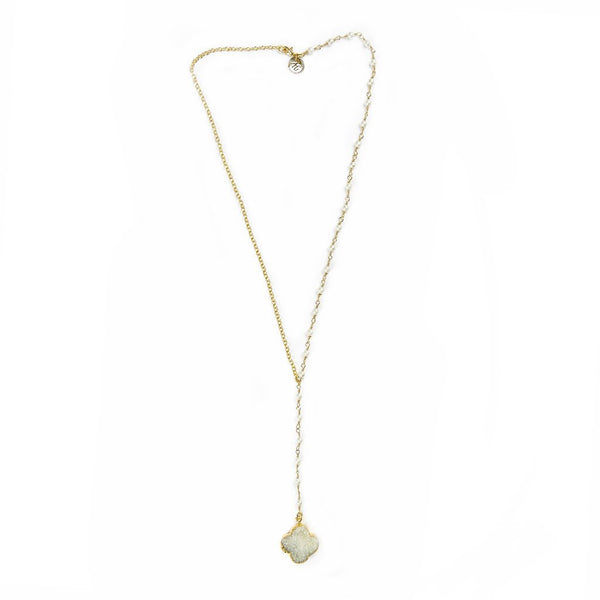 Clover Necklace - Unhinged Boutique