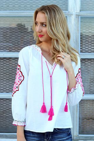 FINAL SALE: Cabo Top