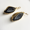 Black_Geode_Slice_Earrings_Free_Shipping_Unhinged_Boutique