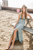 Chambray_Denim_Maxi_Dress_Unhinged_Boutique_Light_Wash_Free_Shipping_Unhinged_Boutique_Jupiter_Florida