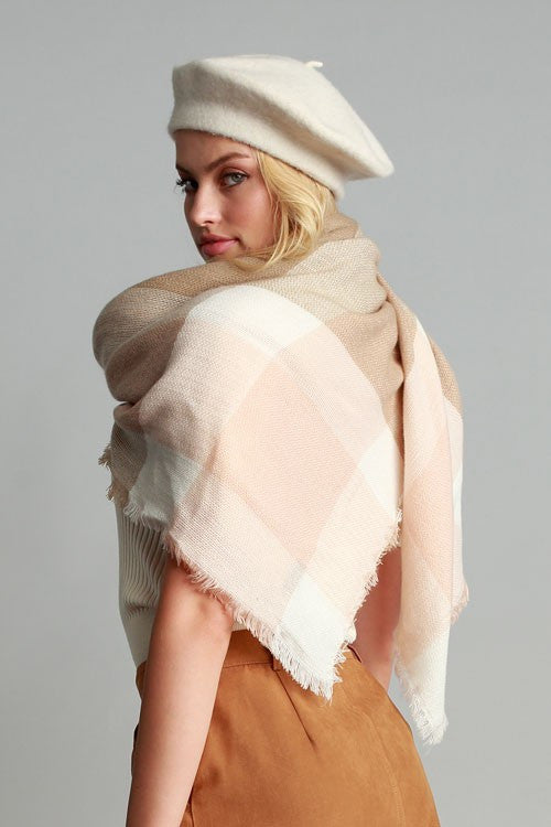 Mademoiselle Scarf - Unhinged Boutique