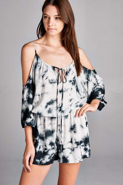 Making Moves Romper - Unhinged Boutique