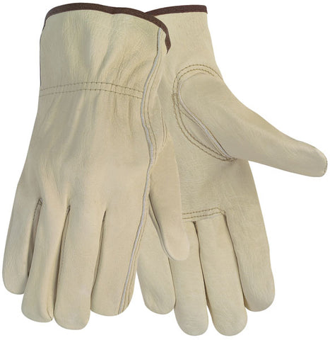 Memphis Glove Drivers glove, CV Grade Unlined Grain Cow Leather, Keystone Thumb