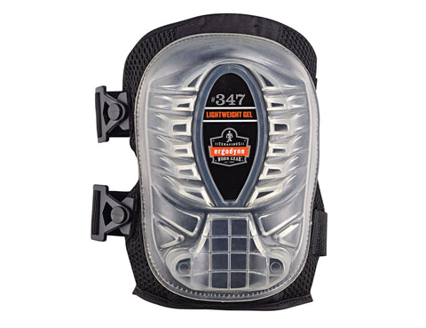 Ergodyne Long Cap All Terrain Injected Gel Knee Pad