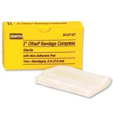 North Compress Bandage Refill