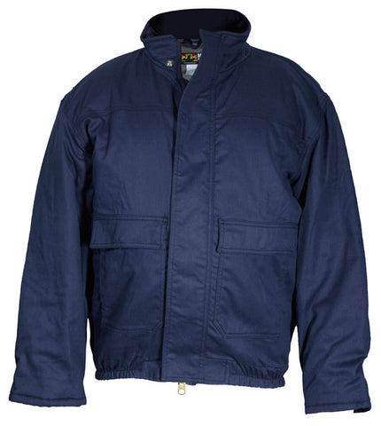 MCR Safety Flame Resistant (FR) Insulated Bomber Jacket