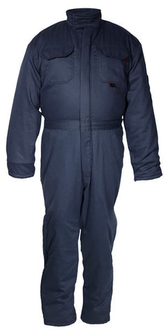MCR Safety Flame Resistant (FR) Deluxe Insulated Coverall