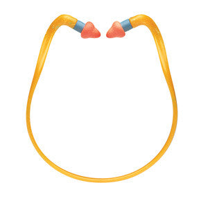 Howard Leight QB2HYG Banded Earplugs