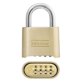 Masterlock Set-Your-Own-Password Combination Padlock