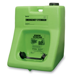 Honeywell Gravity-fed, Portable Emergency Eyewash Stations Fendall Porta Stream II
