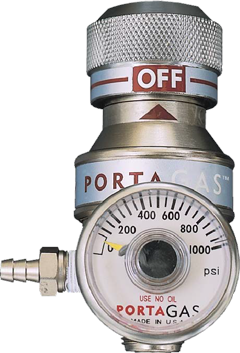 PortaGas Calibration Gas