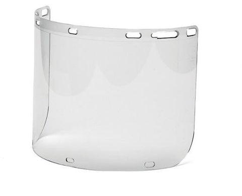 "Pyramex Faceshield 8"" x 15"" (Clear)"
