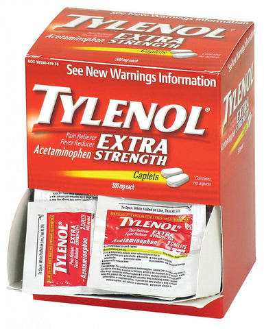 Tylenol Extra Strength Caplet (100ct)