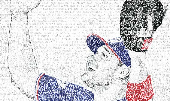 Washington Post: Philadelphia word artist commemorates Nats' World Series title with Ryan Zimmerman print