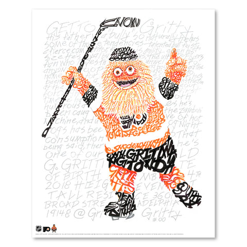 Gritty Word Art Blog Post