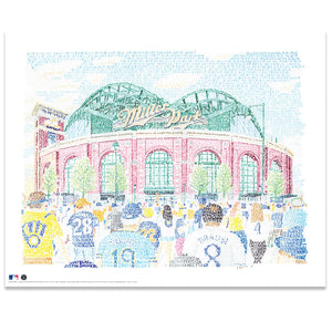 Milwaukee Brewers Decor