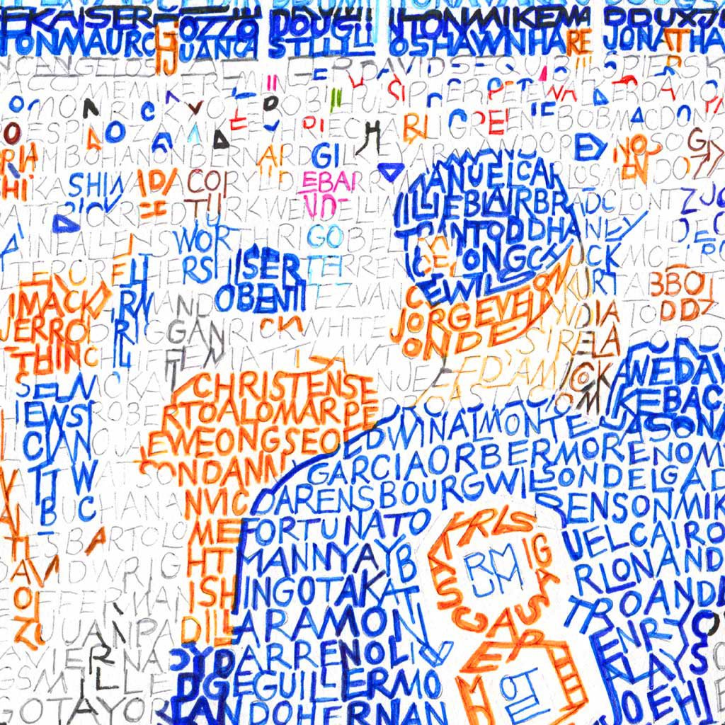 New York Mets Shea Stadium Art