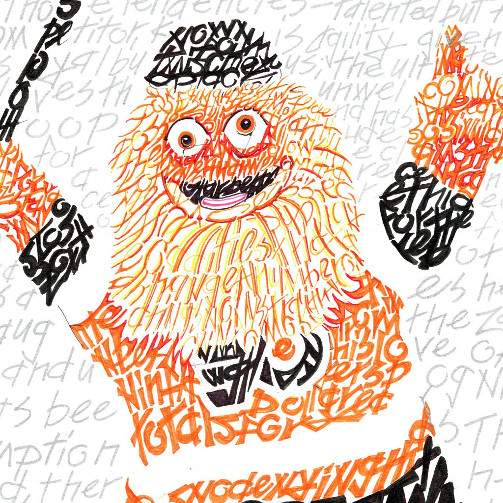 Philadelphia Flyers Art