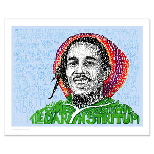 Bob Marley Wall Decor