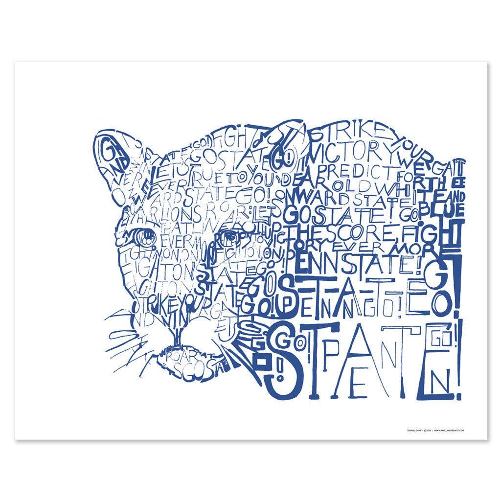 Penn State Nittany Lions Decor