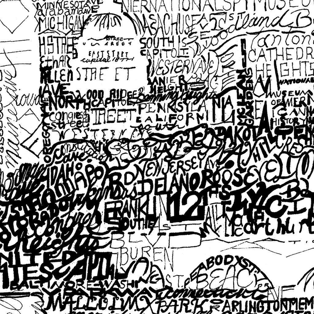 Washington DC Home Decor Artwork