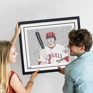 Mike Trout 2014 MVP