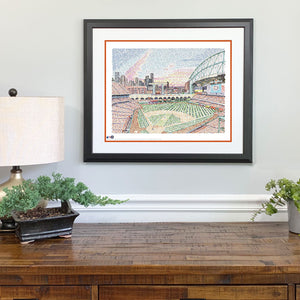 Houston Astros Gift Framed