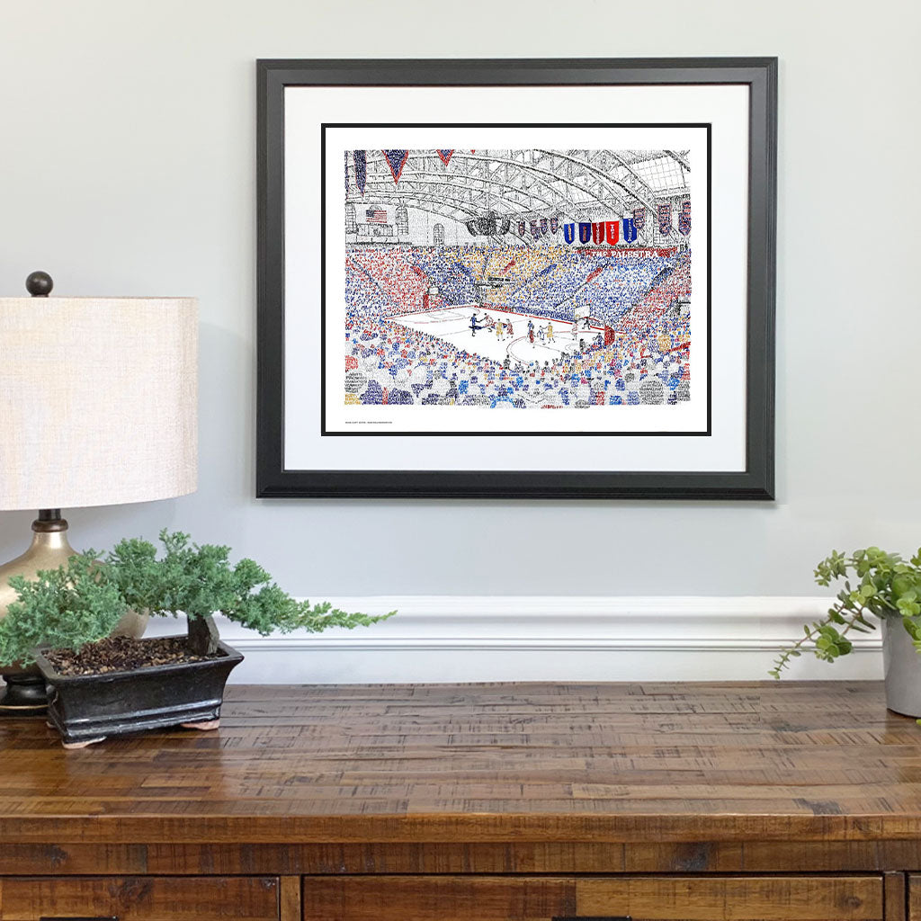 University of Pennsylvania Gift Framed