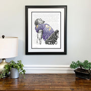 Baltimore Ravens Gift Framed