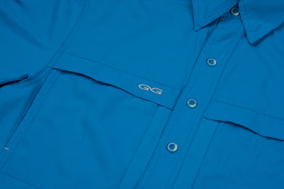 Atlantic MicroFiber Shirt | Long Sleeve - GameGuard Outdoors